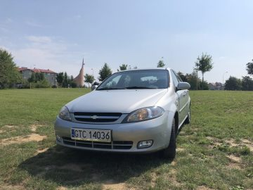 Chevrolet Lacetti 1.6 Hatchback