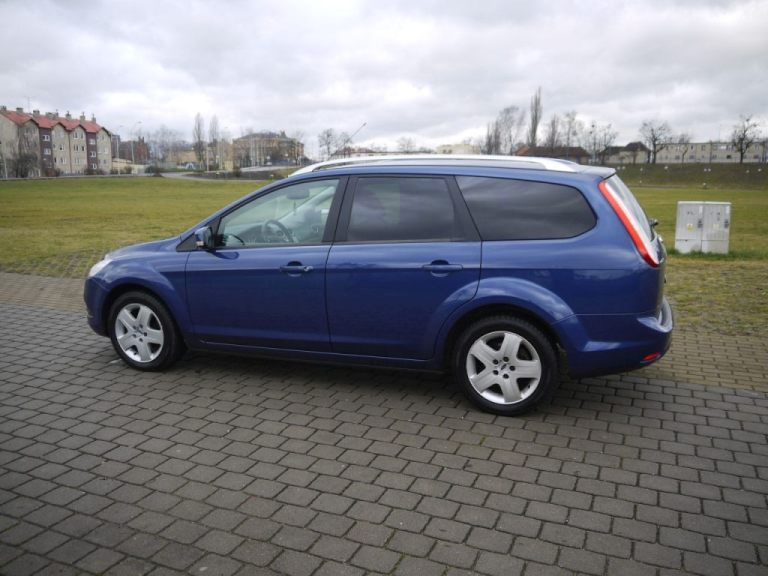 Ford Focus Kombi Wagon